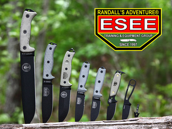 ESEE Knives (RAT Cutlery)