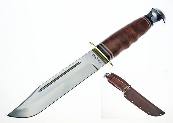 Ka-Bar Marine Hunter