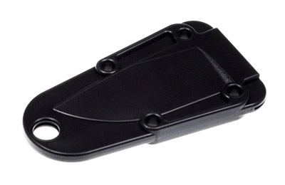 Izula Moulded Sheath black