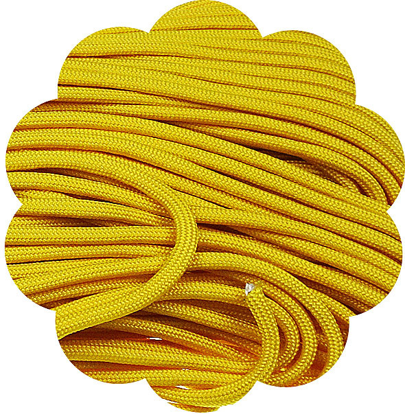 P.cord Paracord 550 Yellow