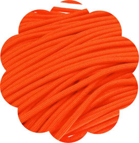 P.cord Paracord 550 Neon Orange