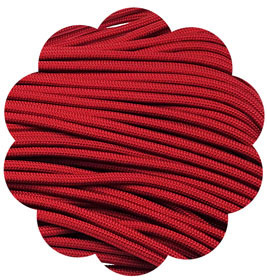 P.cord Paracord 550 Imperial Red