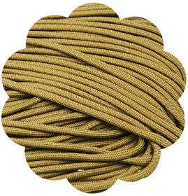 P.cord Paracord 550 Gold