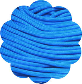 P.cord Paracord 550 Colonial Blue