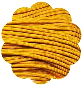 P.cord Paracord 550 Goldenrod