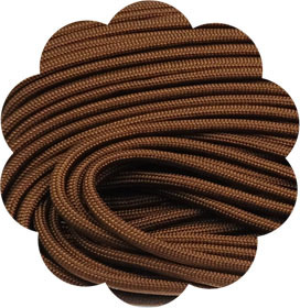 P.cord Paracord 550 Chocolate Brown