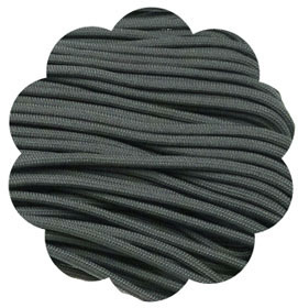Paracord 550 Charcoal Grey