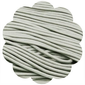 P.cord Paracord 550 Silver Grey