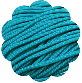 P.cord Paracord 550 Neon Turquoise