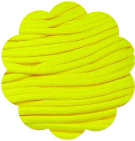 P.cord Paracord 550 Neon Yellow Ultra