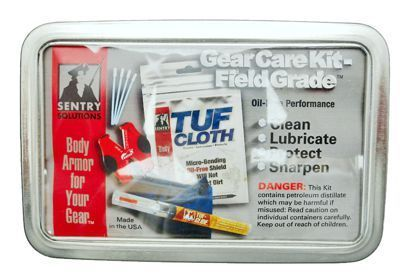 Sentry Solutions Gear Care Kit