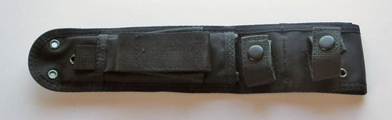 Cordura sheath for BK2