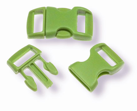 Bracelet-Buckle klein, green