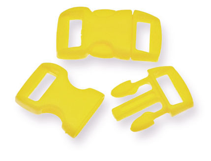 Bracelet-Buckle klein, yellow