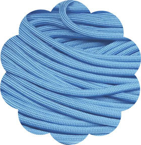 P.cord Paracord 550 Baby Blue