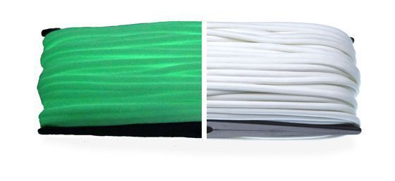 Glow-in-the-Dark Paracord White