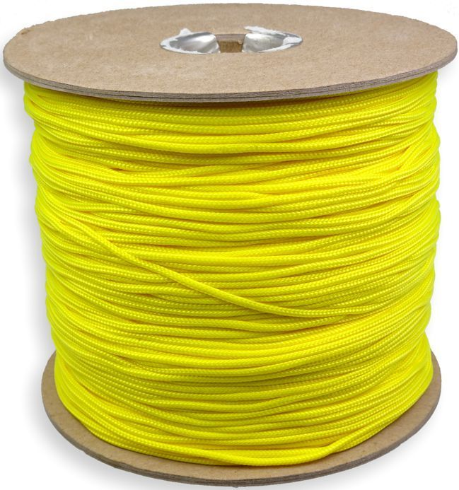 P.cord Micro Type 1, Neon Yellow