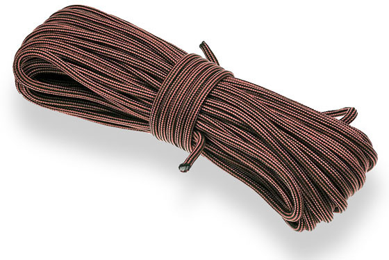 P.cord Paracord 550 Poly Wine Red