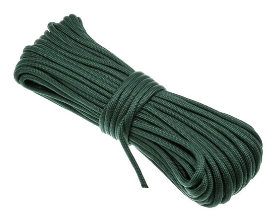 P.cord Paracord 550 Poly Blue Green