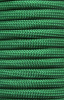 Paracord 550 Poly Green