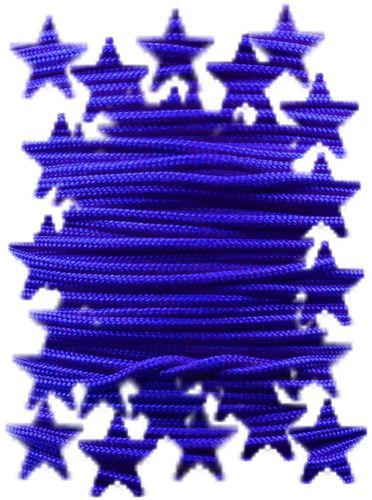 P.cord Paracord 425 Nylon, Electric Blue