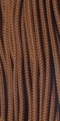 P.cord Paracord 425 Nylon, Chocolate Brown