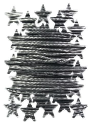 P.cord Paracord 425 Nylon, Charcoal Grey