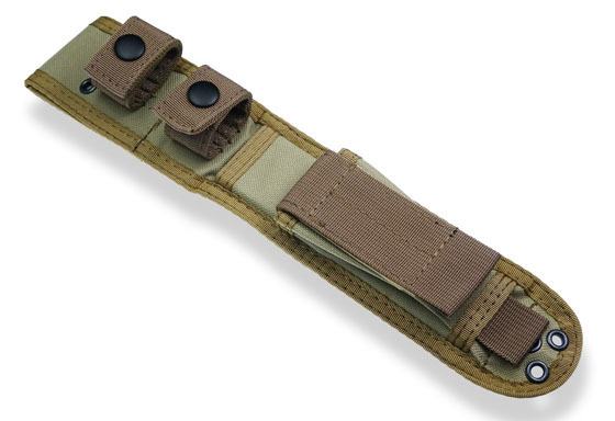 Cordura sheath for BK15, BK16 + BK17