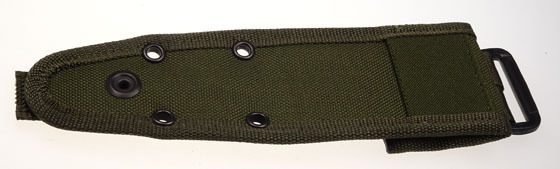 Molle-back for IZULA olive drab