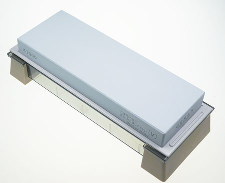Cerax Sharpening Stone 1000 with base