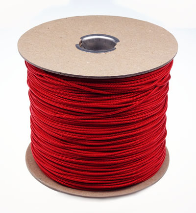 P.cord Micro 300m Type1, Imperial Red