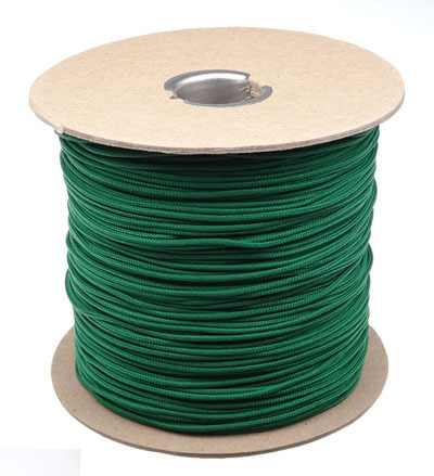 P.cord Micro 300m, Type1, Kelly Green