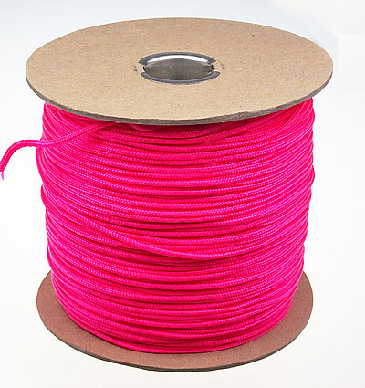 P.cord Micro 300m Type1, Neon Pink