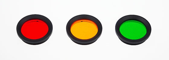 Color filter FR30 for Acebeam EC50/EC60/L16