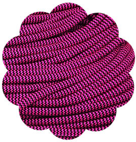 P.cord Paracord 550 Nylon, Pink Flamingo