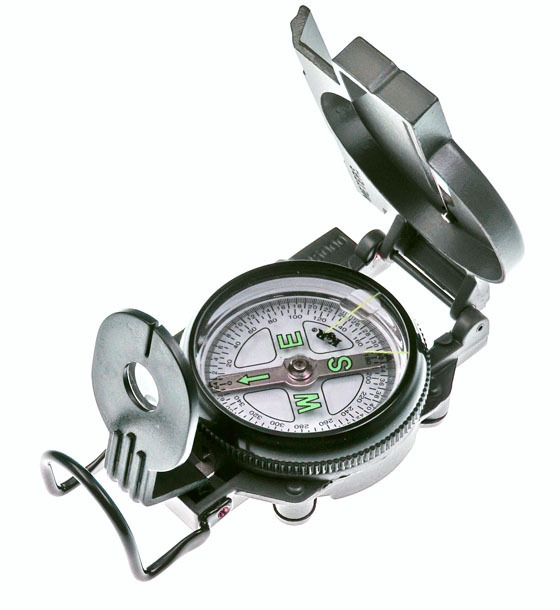 Kasper & Richter Hiking Compass Tramp