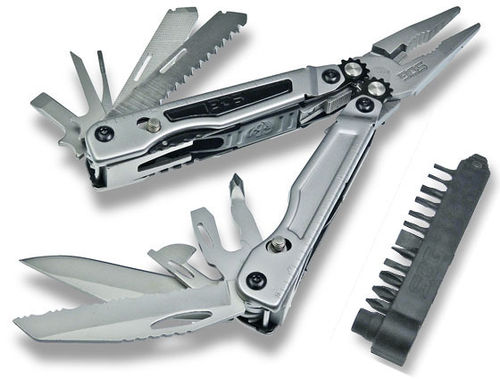 SOG Powerplay Multi Tool + Bit-Kit