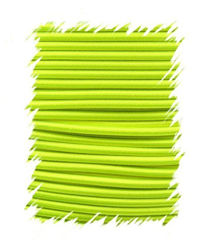 P.cord Shock Cord 4mm Neon Yellow