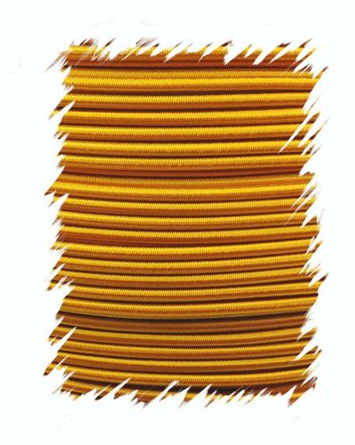 P.cord Shock Cord 4mm Goldenrod
