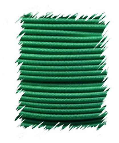 P.cord Shock Cord 4mm Kelly Green