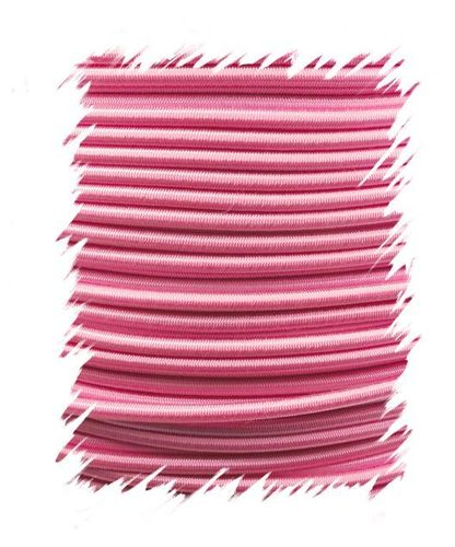 P.cord Shock Cord 4mm Rose Pink