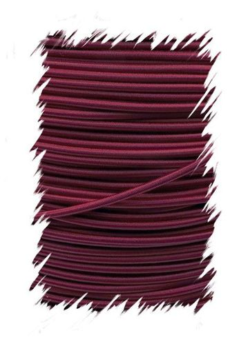 P.cord Shock Cord 4mm Burgundy