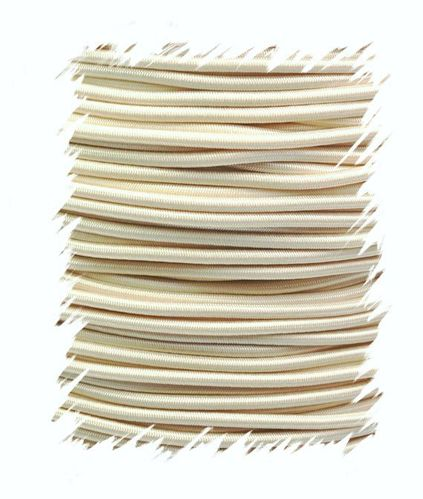 P.cord Shock Cord 4mm Cream