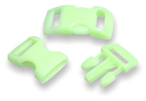 Bracelet-Buckle klein, Glow-in-the-Dark
