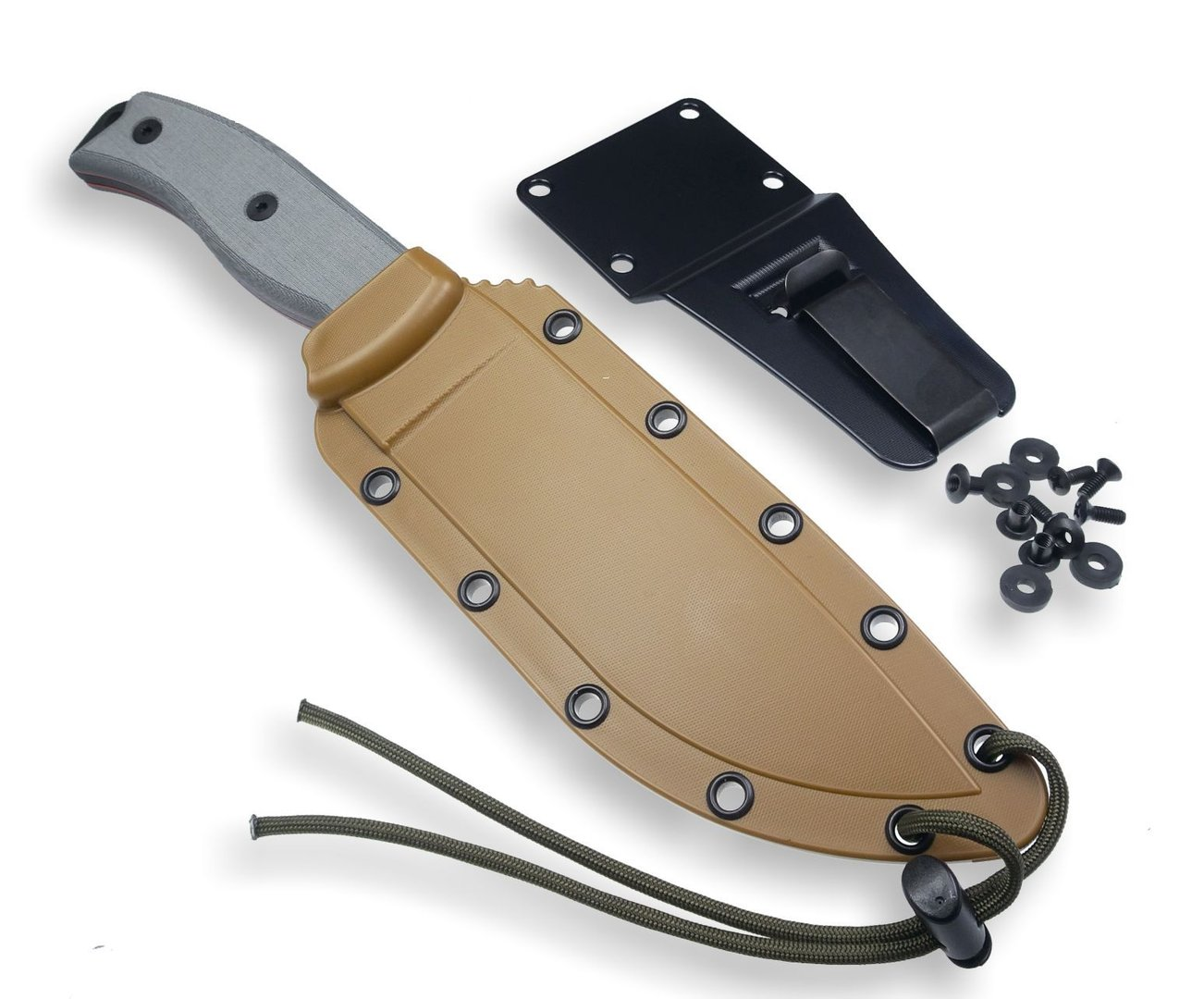 ESEE-6 with brown sheath