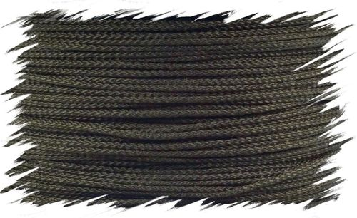 P.cord Micro 90 Nylon, Dark Brown