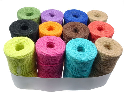 P.cord Jute Twine 1.5mm 12 for 10