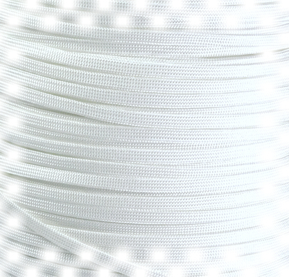 P.cord Paracord 650 Coreless White/weiß
