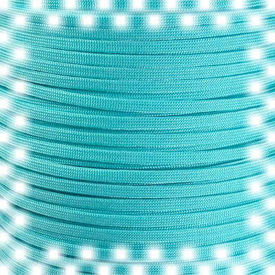 P.cord Paracord 650 Coreless Turquoise